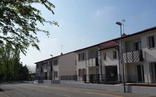 Appartamento 3 camere piano terra