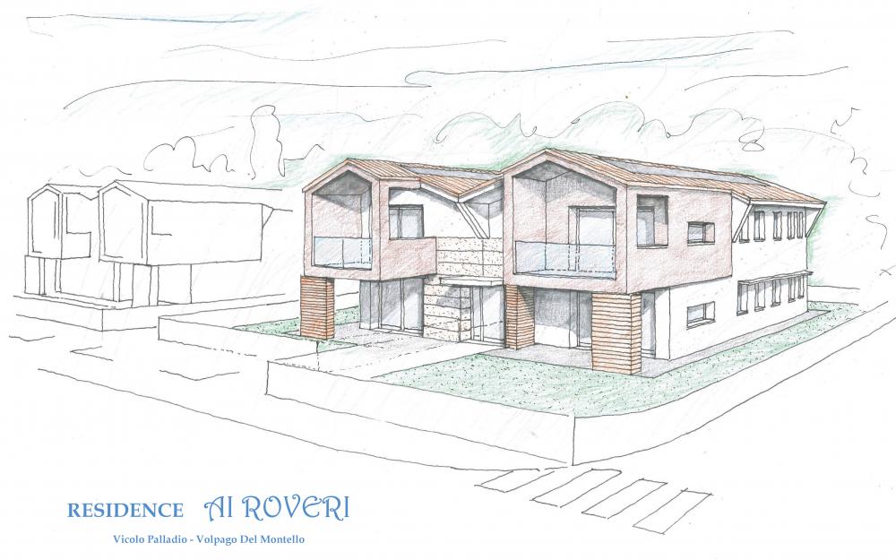 """NUOVO Residence """"ai Roveri"""", Volpago del Montello (TV)"""