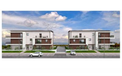 Residence a Montebelluna (TV) – A4 piano primo